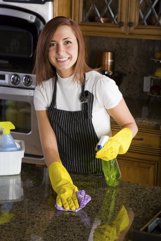 Чистота – залог успеха