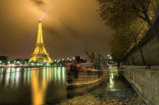 Франция остается самой привлекательной для туристов страной