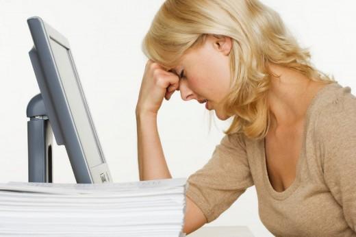 """Женщины, """"горящие на работе"""" могут """"заработать"""" диабет"""