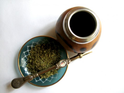 Матэ полезней зелёного чая
