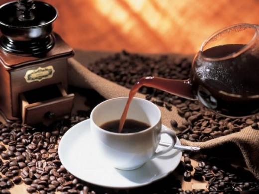 Пристрастие к кофе приводит к потере зрения