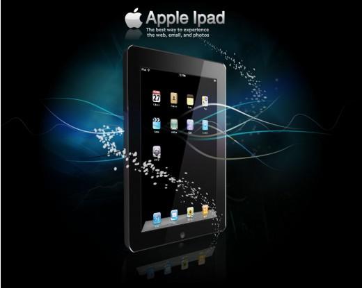 Каким может стать iPad через пару лет