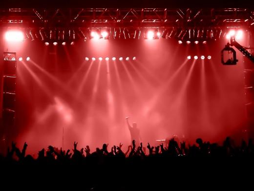 Концерт глазами организаторов