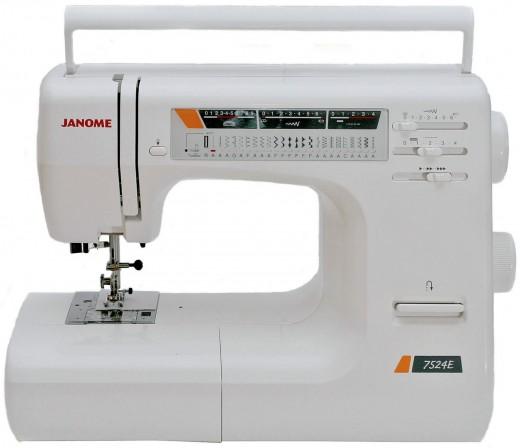 Новая серия швейных машин Janome!