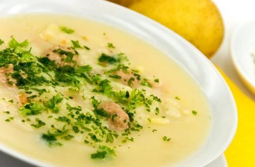 Лечить простуду куриным супом вкусно и полезно