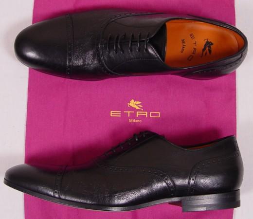 Скидки на зимнюю обувь ETRO коллекции 2012-2013