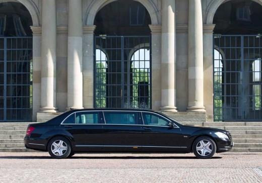 Новый Mercedes-Benz S-class. Три кузова, пять моделей