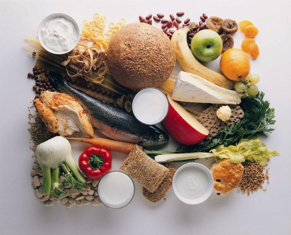 Насыщенные витаминами блюда из сига