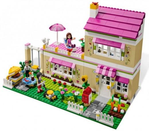Лего - секреты популярности