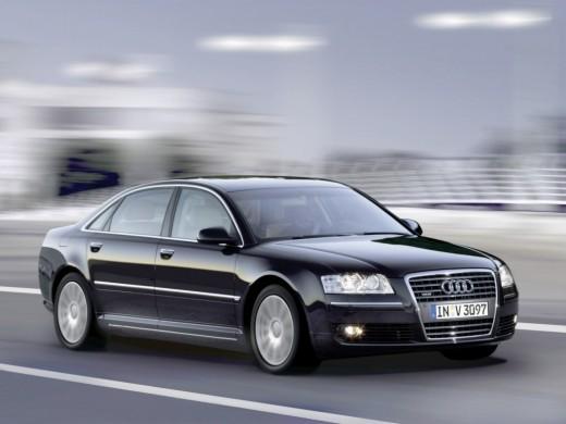 Новая Audi A8 получит автопилот
