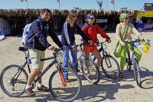 Насколько важна правильная организация велопрогулок?