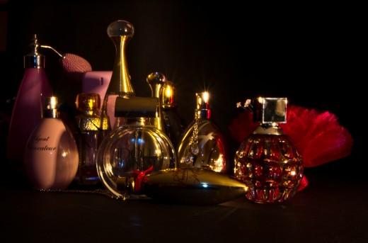 Как рассказать про аромат
