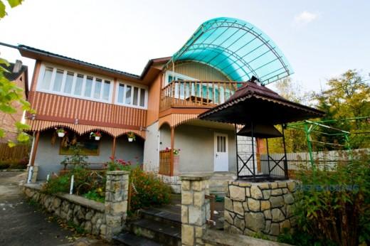Частный дом как временное место проживания