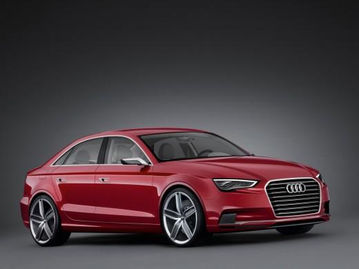 Audi A3: компакт, да еще и седан
