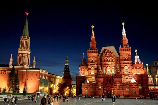Исторические жемчужины Москвы - прекрасные места для умиротворенного отдыха