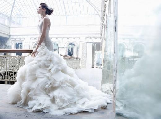 Модное свадебное платье... Какое оно?