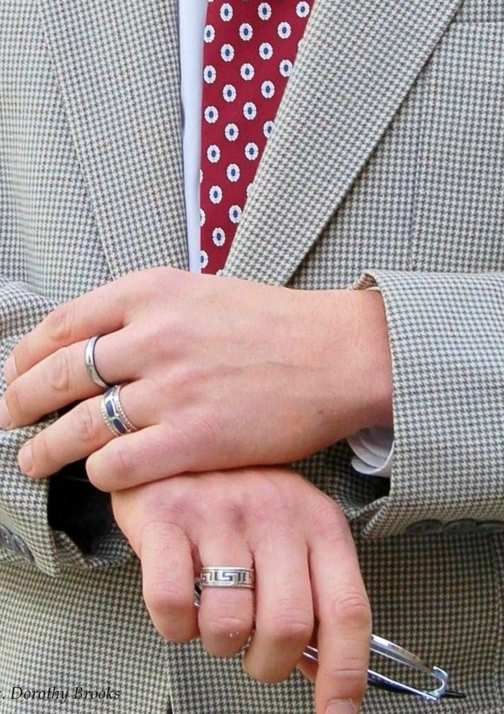 На каком пальце носят кольца мужчины? - Моя газета | Моя газета