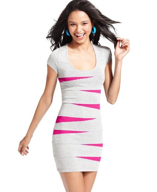 Самые трендовые платья: рубашка, бандаж, футляр