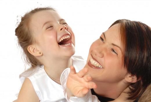 Каждая мама отвечает в год на 100 тыс. детских вопросов