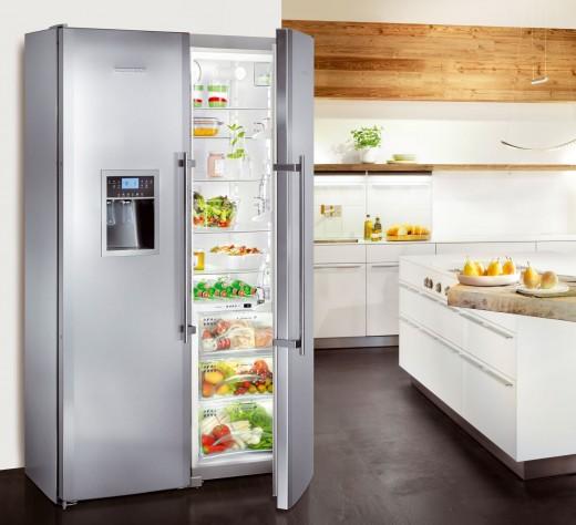 История холодильников Liebherr