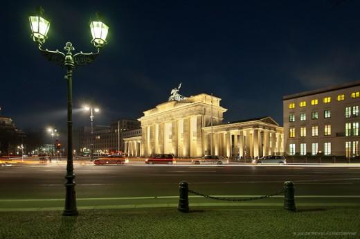 На Берлин с мирными целями!