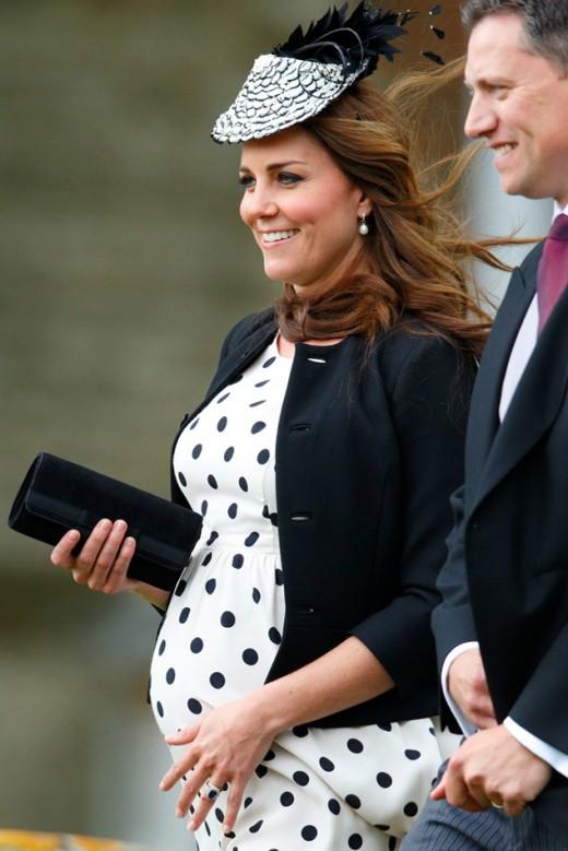 Великобритания ждет ребенка. Жители страны массово делают ставки на роды Кейт Миддлтон