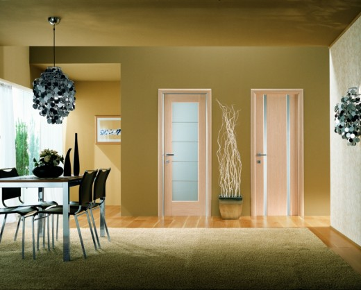 Межкомнатные двери из ПВХ от компании «Двери-А» — залог уюта в доме