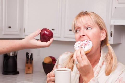 Еда и стресс