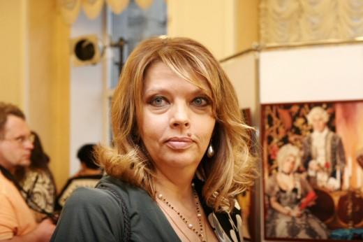 Выставка работ Екатерины Рождественской открылась в Музее современной истории России