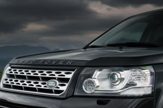 Новый Range Rover будет длинной в пять метров