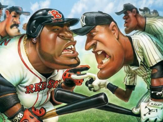 Бейсбольная война