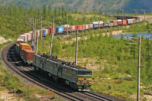 Значение контейнеров в железнодорожных перевозках