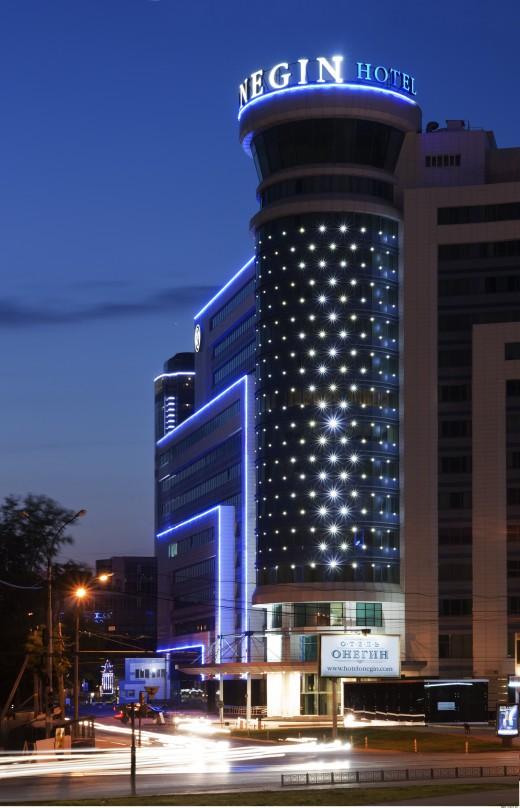 Екатеринбургский отель «Онегин» - пример качественного сервиса