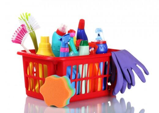 Все, что вы хотели знать об уборке: профессиональная бытовая химия от himteco.ru
