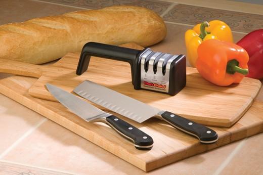 Керамическая ножеточка – ваши ножи всегда готовы к работе