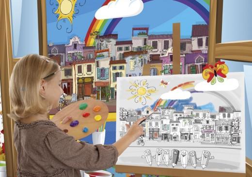 Открыт прием на курсы рисования в Москве