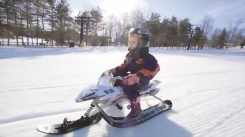 Выбор снегоката от ведущих зарубежных производителей