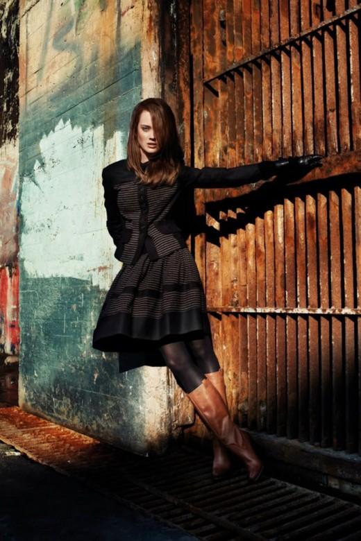 Какие сапоги будут в моде весной 2014?