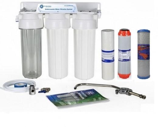 Фильтры для очистки воды. Какой лучше подарить?
