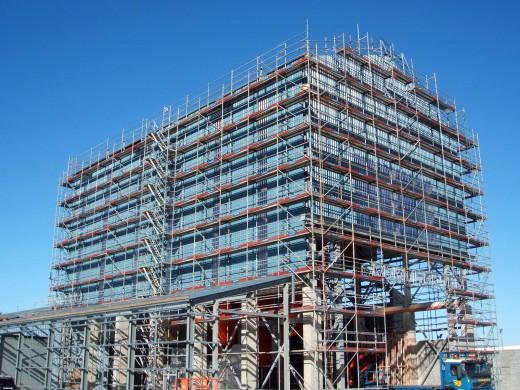 Оборудование в жизни строительной компании