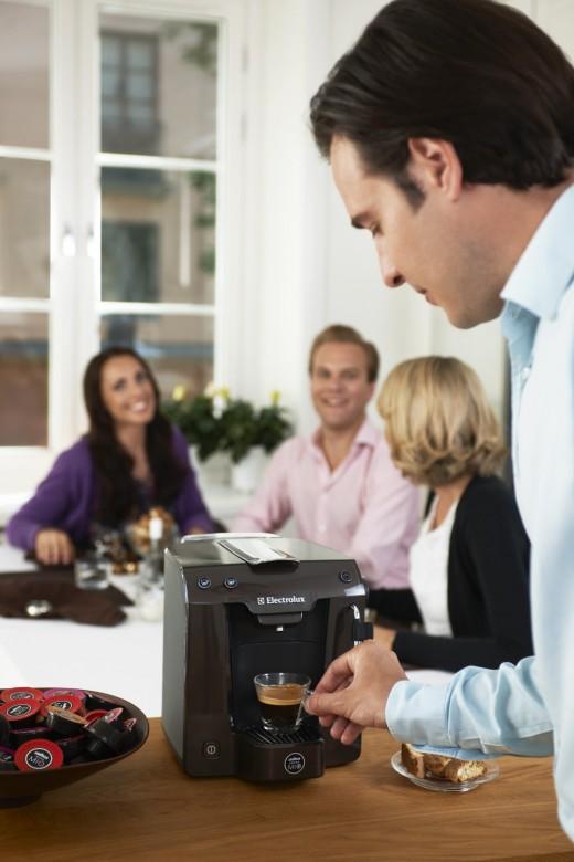 Кофе в офисной жизни