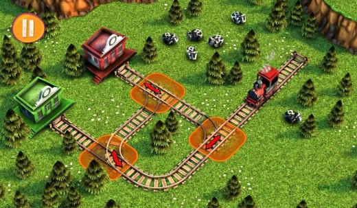 Игры про поезда