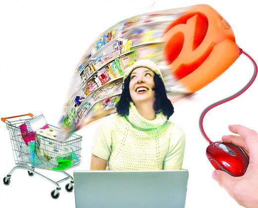 Какие товары выгодно покупать в интернет магазинах?