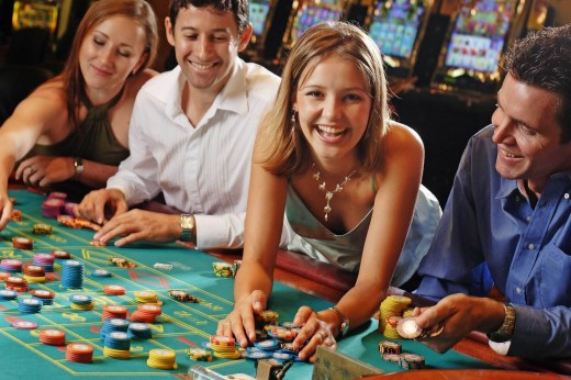 Какие интернет-казино являются лидерами отрасли?
