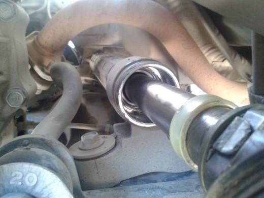 Что нужно знать, при ремонте рулевой рейки автомобиля?