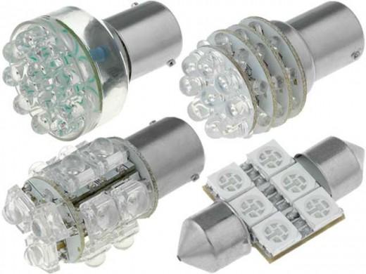 Где купить светодиодные лампы на любой вкус?