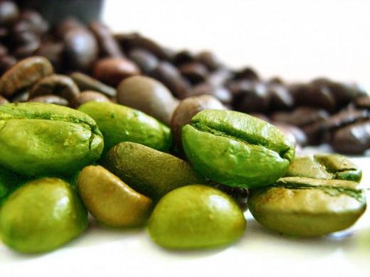 Какие полезные свойства зеленого кофе?