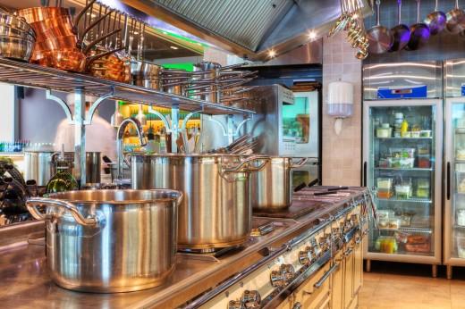 Как выбрать оборудование для ресторана?