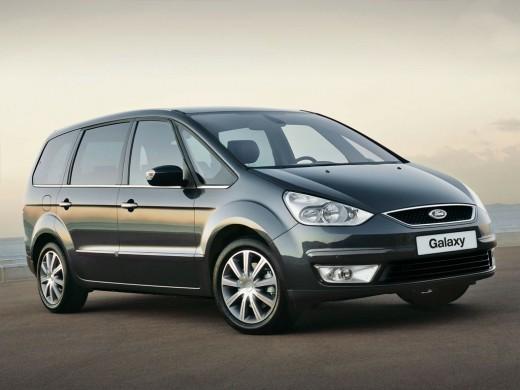 Преимущества автомобиля Ford Galaxy