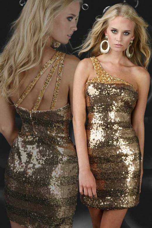 Как выбрать платье для Нового 2014 года